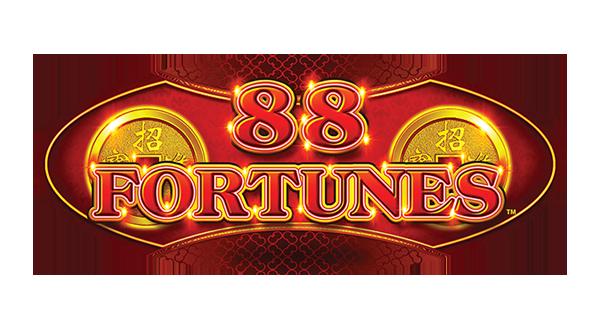 88 Fortunes Logo