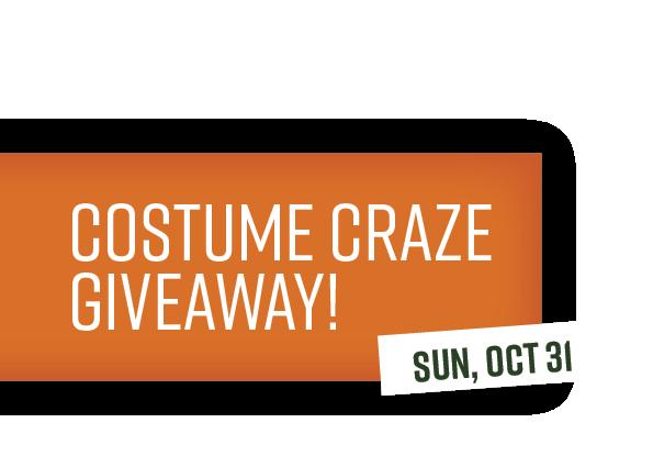 Halloween Costume promo tag 01
