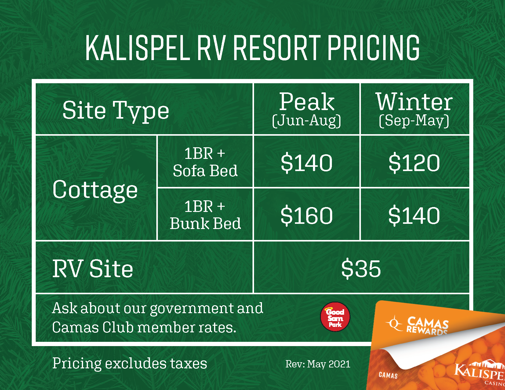 KALRVR rate card May 2021 Page 1 002