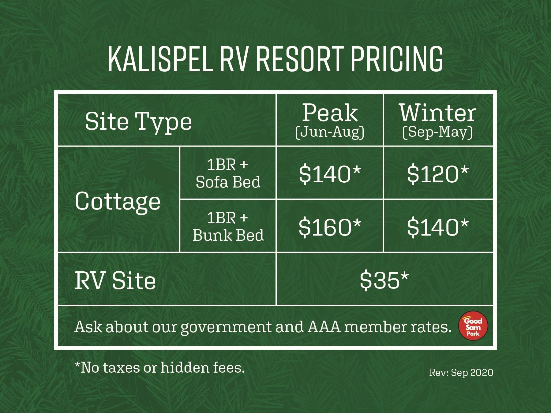 KALRVR rate card SOCIAL Sep 2020