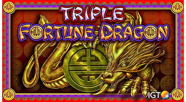 Triplefortunedragon Logo
