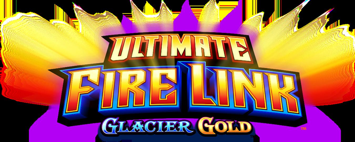 Ultimate Fire Link Glacier Gold Logo
