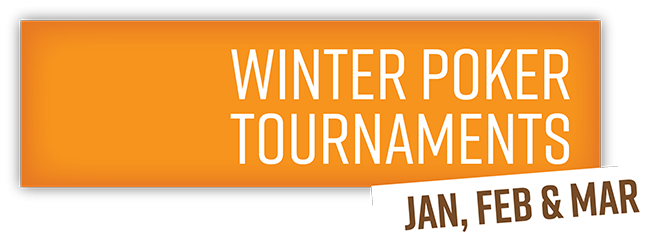Winter Poker Tournaments badge