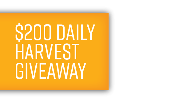 Daily harvest tag 01
