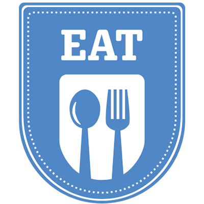 Eat Badge
