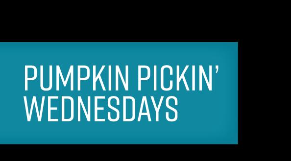 Pumpkin pickin weds tag